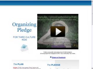 TCKID Pledge Page blog size